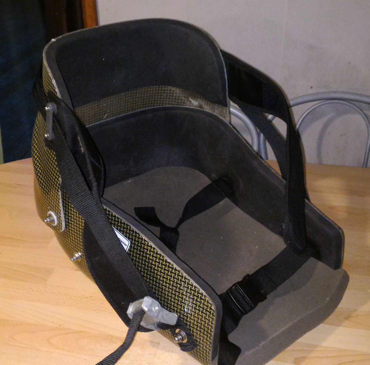 Second hand sitski seat