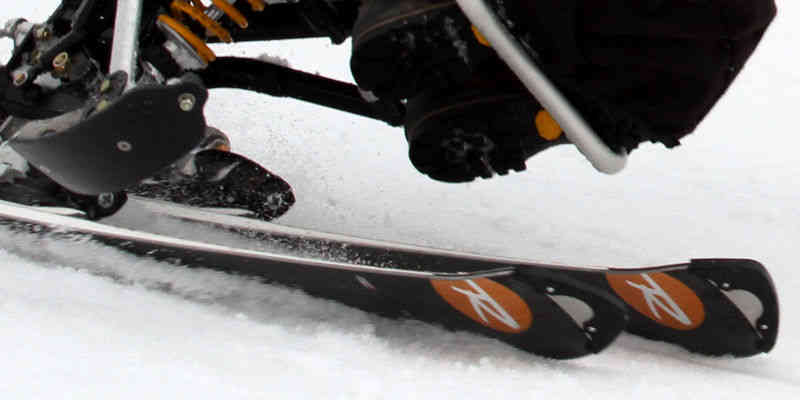 Choose your skis for Tessier sitski equipment