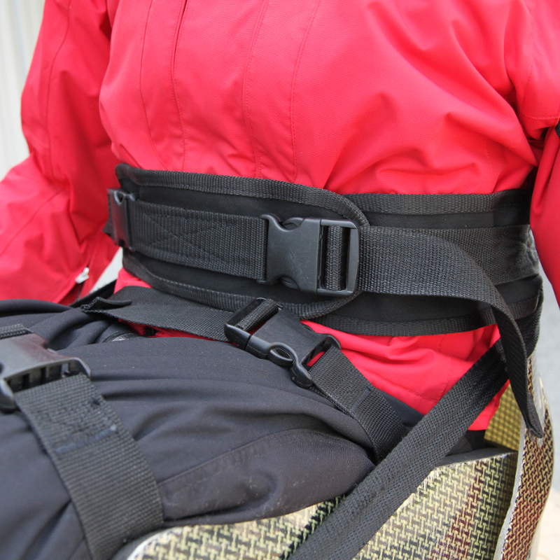 TESSIER sitski chest strap in 3 parts